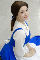 Disney: Belle II by Aigue-Marine