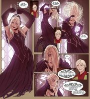 death vigil 3-and so the work begins anew XD by nebezial