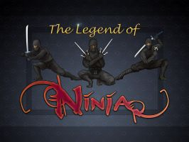 The Legend of Ninja by MrTake