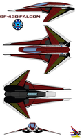 SF-430 Falcon by bagera3005