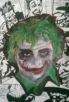 Why so serious? by Cyluho