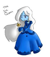 The Ice Queen by BalabalanceX3nya