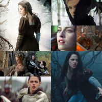 Snow White and the Huntsman by Midnightrosesblood