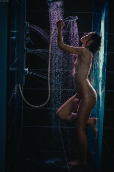 Showering all over by gb62da