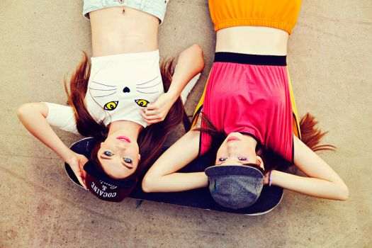 Skater dolls by Mijagiphotography