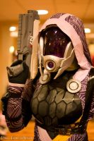 Tali'Zorah Cosplay by JOSheaIV