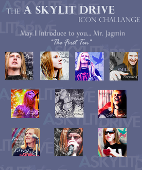 A Skylit Drive Icons- First 10 by zulas-apperentice