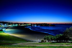 Bondi twilight by kingbenji