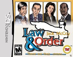Phoenix Wright:Justice for all / Law and Order by nickini