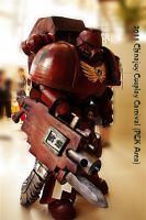 spacemarine with HB by dry850610