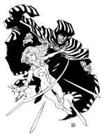 Cloak and Dagger by deankotz