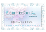 Commissions Info - by Skurshecia by skurshecia