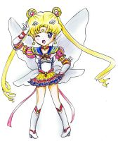 Eternal Sailor Moon by Nyra992
