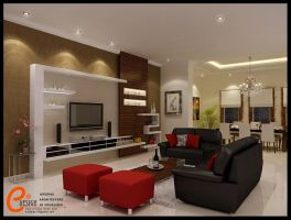 Living room,Pik by cuanz