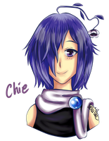 [Gift] Chie by Aenille