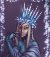 Vexen, Lord of Ice by BeagleTsuin