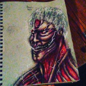 the armored titan by xprotector10