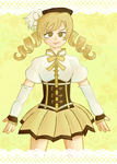 Mami Tomoe by Lilya28