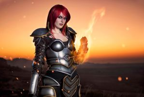 Ironscale Shyvana 3 by Kinpatsu-Cosplay