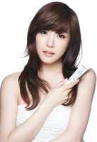 Tiffany (SNSD)  PNG by GAJMEditions