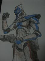 CAPTAIN REX 2 by shithlord