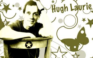 Hugh Laurie - Cute by LeBonaholic