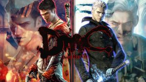 Devil May Cry DmC ~Demon and Angel by jin-05