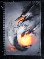 My lovely firefoxes by RedBast