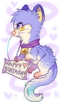 Happy Birthday! by twinelights