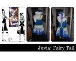 Juvia Commission Fairy Tail by Dye-Another-Day