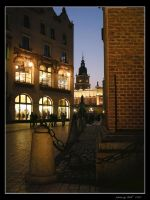 Night in Cracow I by Lady-CaT