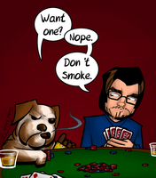 Dogs Advertising Cigars by zAidoT