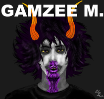 Gamzee by meow-lex