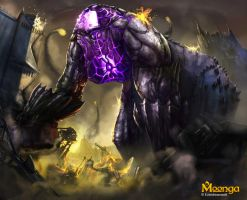 Colossus of the Destruction by Na-V
