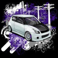 Suzuki Swift Vexel by GoodieDesign