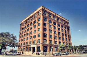 Texas Book Depository HDR by nat1874