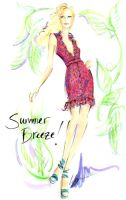 Summer Breeze by jenniferlilya