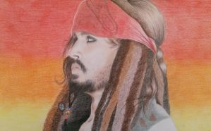 Johnny Depp by Tropical-Rain