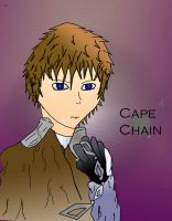 OC Cape Chain 2 by Unbounded-Creator