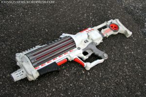 District 9 Style Gun Prop by JohnsonArms
