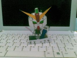 rx 79 papercraft by Grim-paper