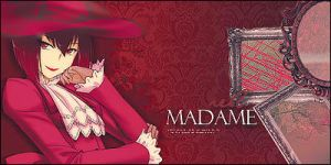 Madame red by LechugaSauria