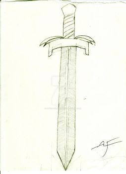 Old Sword by Raven-Ironclaw