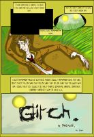Glitch: Page 1 by haxhaxno
