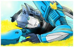 blurr under the sun by ighcaveros