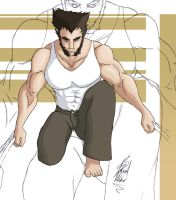 Wolverine by InfernalMother