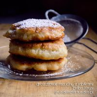 yeast pancakes with sugar by Pokakulka
