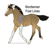 4877 Paragon - -foal design- by WhiteWoodWardens