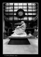 Sappho, Musee D'Orsay by inessentialstuff