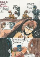 Death Note: Lights birthday 2 by AkatsukiFan505